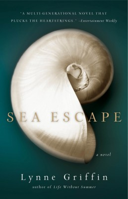 Sea Escape - Paperback cover